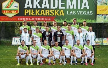 Piłkarze Lechii Tomaszów