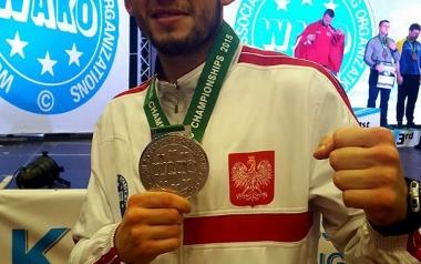 Robert Krasoń (Tom Center Piotrków, kickboxing)