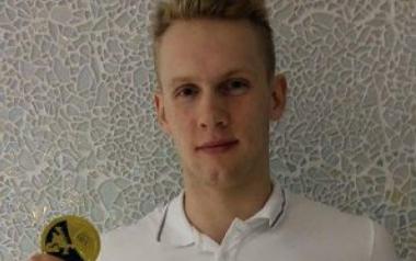 Tomasz Polewka (pływanie, AZS AWF Katowice)