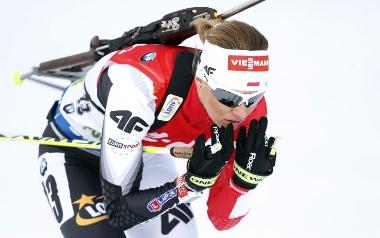 Weronika Nowakowska (biathlon, AZS AWF Katowice)
