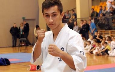 Aleksander Krajanowski (Ostrołęcki Klub Karate Kyokushin)