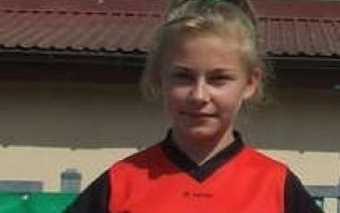 """Amelia Gromek, ringo, kategoria """"młodziczka"""" (10-13 lat)"""