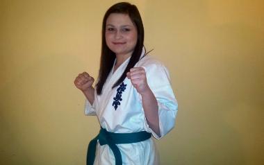 Beata Opęchowska (Ostrołęcki Klub Karate Kyokushin)
