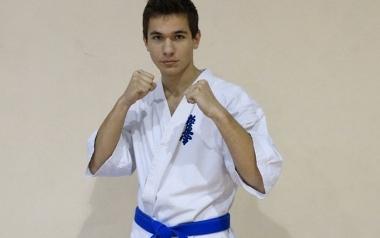 Jakub Popławski (Brokowski Klub Karate Kyokushin)