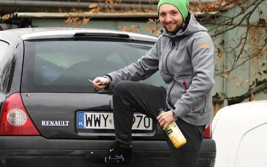 Kacper Terlikowski (Topielec Off-Road Team Wyszków)