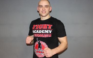 Karol Łasiewicki (UKS Fight Academy Ostrołęka)