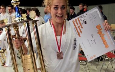 Maria Jasko (Ostrowski Klub Karate Kyokushinkai)