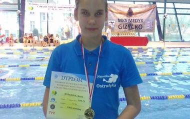 Marysia Murawska - pływanie oraz siatkówka