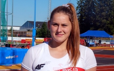 Kinga Łepkowska (lekkoatletyka, LLKS Pomorze Stargard)