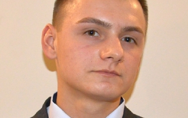 Łukasz Kusiński, Centrum Edukacji Zawodowej w Stalowej Woli.