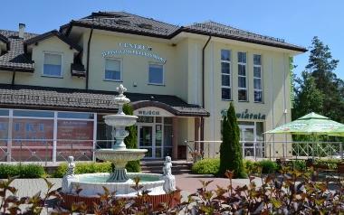 Centrum Turystyczno-Pielgrzymkowe restauracja Siódme Niebo w Świętej Wodzie
