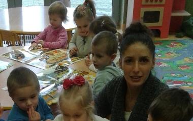 Milena Glonek,Niepubliczne Przedszkole WYSPA MALUCHA filia w Slużewie