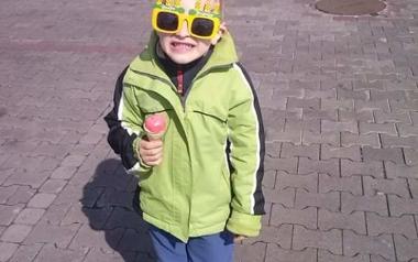 Gracjan Stefanski 6 lat Chorzów