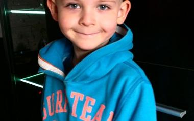 Kacperek Krótki ,6 lat Łaziska Górne