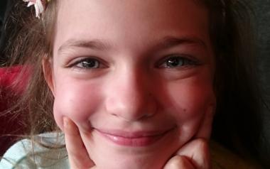 Laura Morozińska lat 6 i pół Bytom