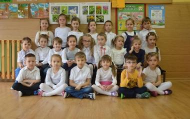 Przedszkole numer 3 w Pińczowie. Grupa V – Pszczółki (6-latki)