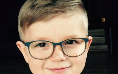Tomek Haber lat 4,5 - Ruda Śląska