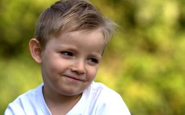 Marcel Korkiniec lat 4, Chruszczobród