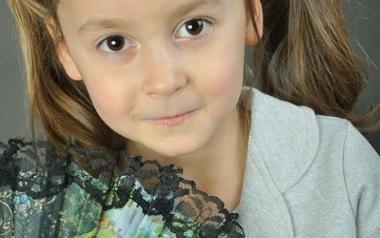 Julia Zioło lat 5