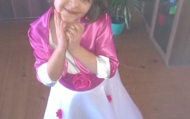 Amelia Jonkisz z Bestwiny, 5 lat