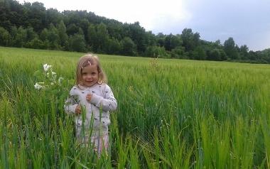Dominika Głogowska, lat 4 - Jaworzno