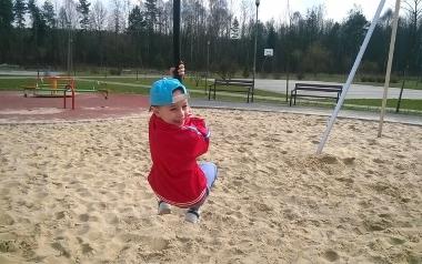 Dorian Gałgański, 5 lat, Tychy