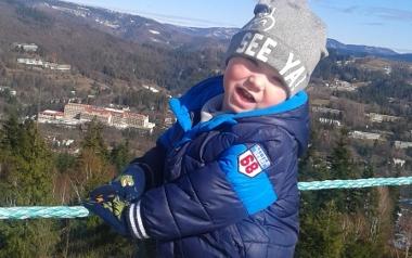 Kamil Bednarek 3,5 lat Pyskowice