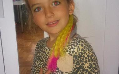 Lena Nowak lat 6 - Lgota Mokrzesz