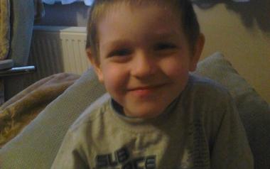 Maciej Krawętkowski, lat 4, Bytom