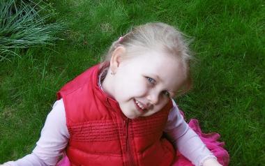 Maja Gumuła, lat 5,5, Sosnowiec