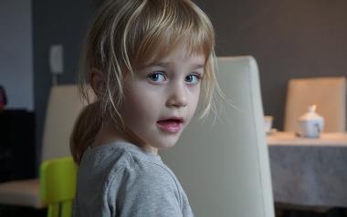 Maja Kościelny, lat 4, Wojkowice