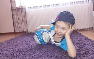 Wojtek Karbowiak, lat 5,5 Piekary Śląskie