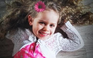 Zuzia Karwot lat 4, Rybnik nasza mała fotomodelka
