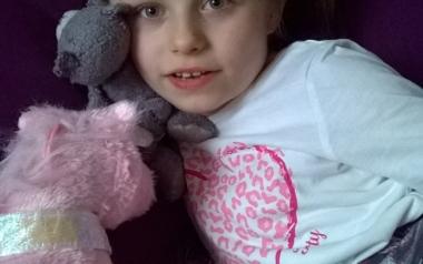 Adrianka Smoleń lat 5, Chorzów