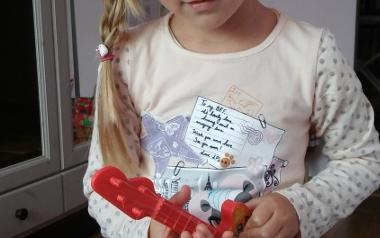 Julia Frąc 5 lat Dąbrowa Górnicza