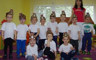 Przedszkole Samorządowe nr 6 w Sandomierzu. Grupa I - Misie