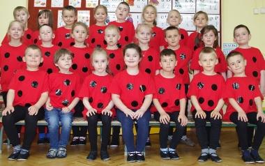 Przedszkole Samorządowe nr 6 w Sandomierzu. Grupa V - Biedronki