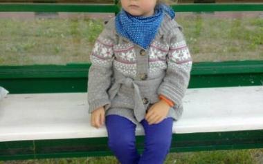 Zofia Leszczuk, 5 lat, Ruda Śląska