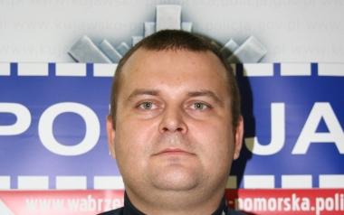 asp. Krzysztof Masłowski, Komenda Powiatowa Policji w Wąbrzeźnie
