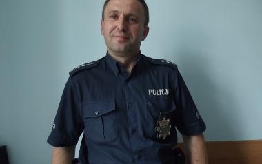 asp.Grzegorz Dudziński, Komenda Powiatowa Policji w Chełmnie