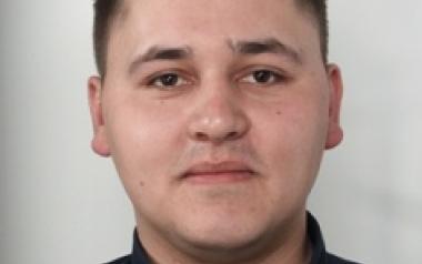 mł. asp. Mariusz Dąbrowski, Komenda Powiatowa Policji w Rypinie