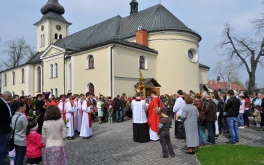 Parafia Nawiedzenia N.M.P. w Hałcnowie Bielsko-Biała