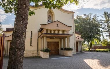 Parafia pw. Chrystusa Króla, Dąbrowa Górnicza