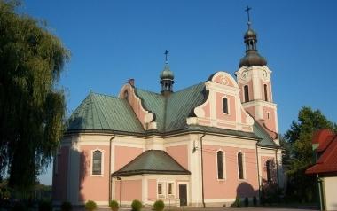 Podwyższenia Krzyża Świętego, Zawada (Wodzisław)