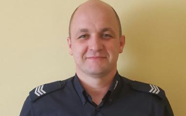 sierż. szt. Adam Hennig, Posterunek Policji w Unisławiu Pomorskim