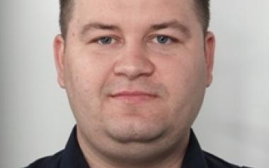 st. asp. Paweł Zakierski, Komenda Powiatowa Policji w Rypinie