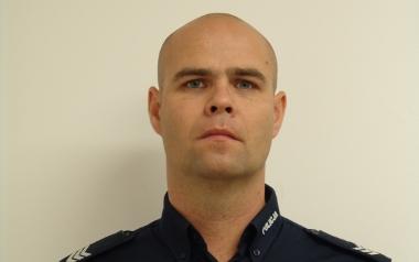 st. sierż. Piotr Brzostek, Komisariat Policji Toruń - Rubinkowo