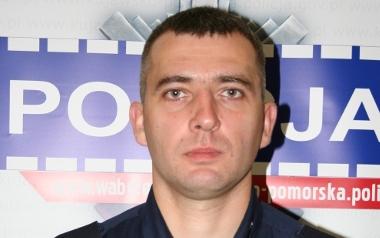 st.sierż. Arkadiusz Romanowski, Komenda Powiatowa Policji w Wąbrzeźnie