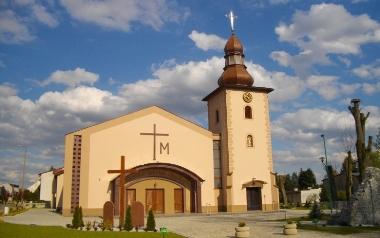 Wniebowzięcia NMP, Olszyna