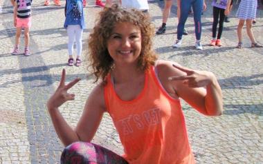 Agnieszka Mrozowicz Instruktor Zumba Fitness i Salsation